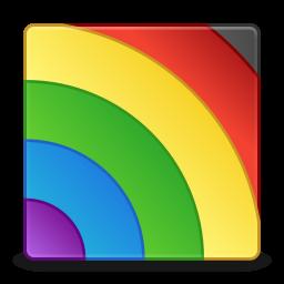 Apps preferences color icon