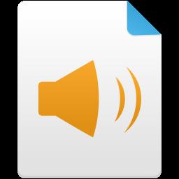 Audio filevsvg icon