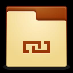 Devices gnome dev symlink icon