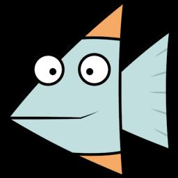魚のアイコン さかなのあいこん Ico Png Icns 無料のアイコンをダウンロード