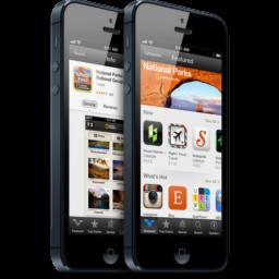 スマートフォンのアップルios 5アイコンiphone すま とふぉんのあっぷるios 5あいこんiphone Ico Png Icns 無料の アイコンをダウンロード