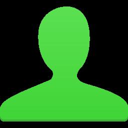 ユーザーは 緑のアイコン ゆ ざ は みどりのあいこん Ico Png Icns 無料のアイコンをダウンロード