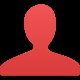 ユーザーは赤いアイコン ゆ ざ はあかいあいこん Ico Png Icns 無料のアイコンをダウンロード