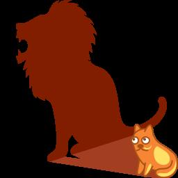 Cat Shadows 無料のアイコンをダウンロード