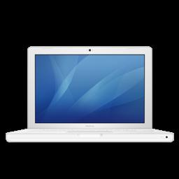 白macbookアイコン しろmacbookあいこん Ico Png Icns 無料のアイコンをダウンロード