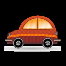 車のオレンジ アイコン くるまのおれんじ あいこん Ico Png Icns 無料のアイコンをダウンロード