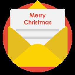 メールのクリスマスのアイコン め るのくりすますのあいこん Ico Png Icns 無料のアイコンをダウンロード