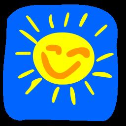 天気アイコン てんきあいこん Ico Png Icns 無料のアイコンをダウンロード