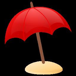 太陽の傘のアイコン たいようのかさのあいこん Ico Png Icns 無料のアイコンをダウンロード
