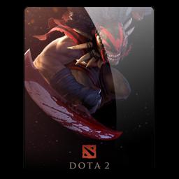 Dota2 Bloodseekerアイコン Dota 2 Bloodseekerあいこん Ico Png Icns 無料のアイコンをダウンロード