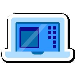 ノートパソコンのアイコン 無料のアイコンをダウンロード Part 2