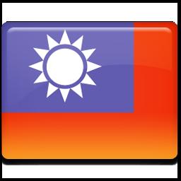 台湾旗アイコン たいわんはたあいこん Ico Png Icns 無料のアイコンをダウンロード