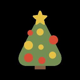 クリスマスツリーのアイコン くりすますつり のあいこん Ico Png Icns 無料のアイコンをダウンロード