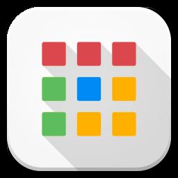 アプリのグーグルクロムアプリのリストのアイコン あぷりのぐ ぐるくろむあぷりのりすとのあいこん Ico Png Icns 無料のアイコン をダウンロード