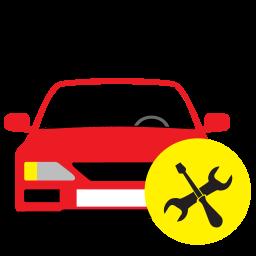 車の修理のアイコン くるまのしゅうりのあいこん Ico Png Icns 無料のアイコンをダウンロード