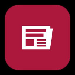 Metrouiアプリ版ニュース アイコン Metrouiあぷりばんにゅ す あいこん Ico Png Icns 無料のアイコンをダウンロード