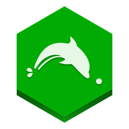 Dolphin Icons 無料のアイコンをダウンロード