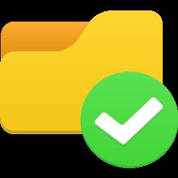 フォルダへのアクセスのアイコン ふぉるだへのあくせすのあいこん Ico Png Icns 無料のアイコンをダウンロード