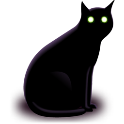 黒猫のアイコン くろねこのあいこん Ico Png Icns 無料のアイコンをダウンロード