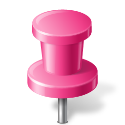 マップマーカーのプッシュピン2のピンクのアイコン まっぷま か のぷっしゅぴん2のぴんくのあいこん Ico Png Icns 無料のアイコン をダウンロード