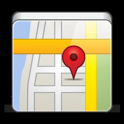 アプリの地図アイコン あぷりのちずあいこん Ico Png Icns 無料のアイコンをダウンロード