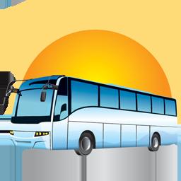 バスのアイコン ばすのあいこん Ico Png Icns 無料のアイコンをダウンロード