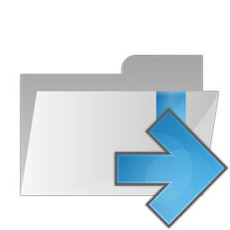 フォルダの右矢印アイコン ふぉるだのみぎやじるしあいこん Ico Png Icns 無料のアイコンをダウンロード