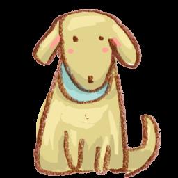 Hpの犬のアイコン Hpのいぬのあいこん Ico Png Icns 無料のアイコンをダウンロード