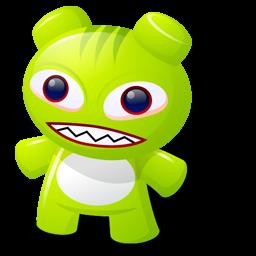 緑のおもちゃのアイコン みどりのおもちゃのあいこん Ico Png Icns 無料のアイコンをダウンロード