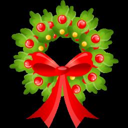 クリスマスの弓のアイコン くりすますのゆみのあいこん Ico Png Icns 無料のアイコンをダウンロード