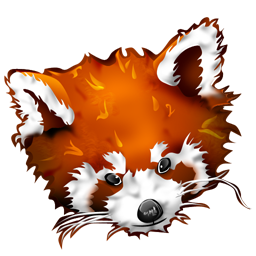 Firefoxのパンダの赤いアイコン Firefoxのぱんだのあかいあいこん Ico Png Icns 無料のアイコンをダウンロード