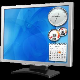 デスクトップのアイコンのモニター ですくとっぷのあいこんのもにた Ico Png Icns 無料のアイコンをダウンロード