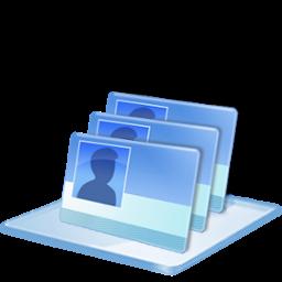 窓7のアイデンティティのアイコン まど7のあいでんてぃてぃのあいこん Ico Png Icns 無料のアイコンをダウンロード