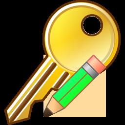 鍵のアイコンを変更する かぎのあいこんをへんこうする Ico Png Icns 無料のアイコンをダウンロード