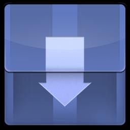ダウンロードフォルダアイコン Ico Png Icns 無料のアイコンをダウンロード