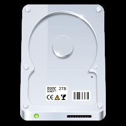 ハードディスクのデフォルトアイコン Ico Png Icns 無料のアイコンをダウンロード