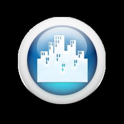 光沢のある3d青orbs2 060アイコン Ico Png Icns 無料のアイコンをダウンロード