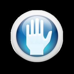 光沢のある3d青orbs2 069のアイコン Ico Png Icns 無料のアイコンをダウンロード