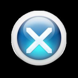 光沢のある3d青orbs2 107アイコン Ico Png Icns 無料のアイコンをダウンロード