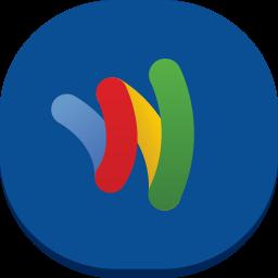 Googleウォレットのアイコン Ico Png Icns 無料のアイコンをダウンロード