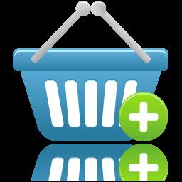 ショッピングカート追加アイコン Ico Png Icns 無料のアイコンをダウンロード
